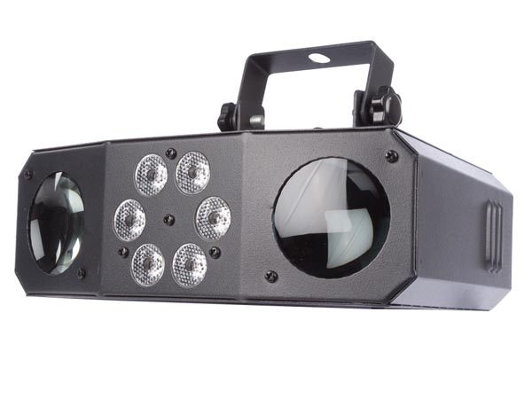 EFECTO LED - DOBLE MOONFLOWER CON EFECTO WASH