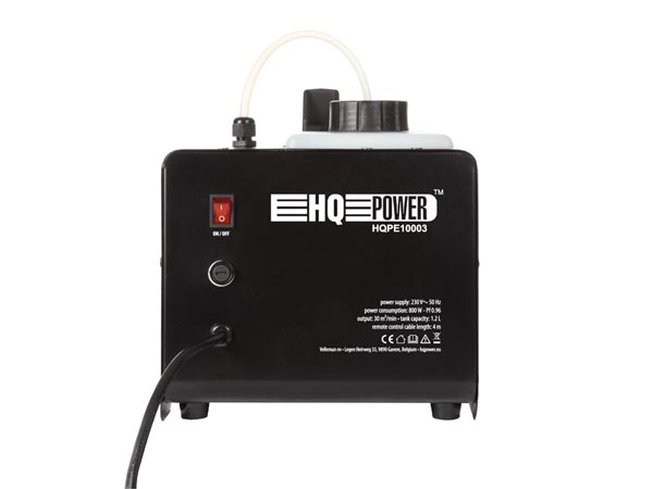 800 W Snow Machine - HQPE10003