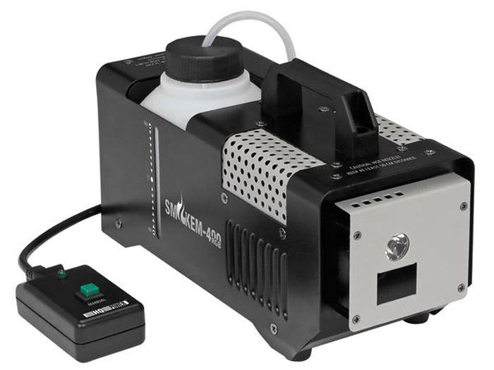 600 W Smoke Machine with RGB Effect - HQSM10002