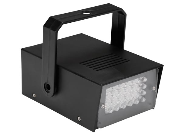 Stroboscope 24 White LEDs - Battery Powered - HQPL10001