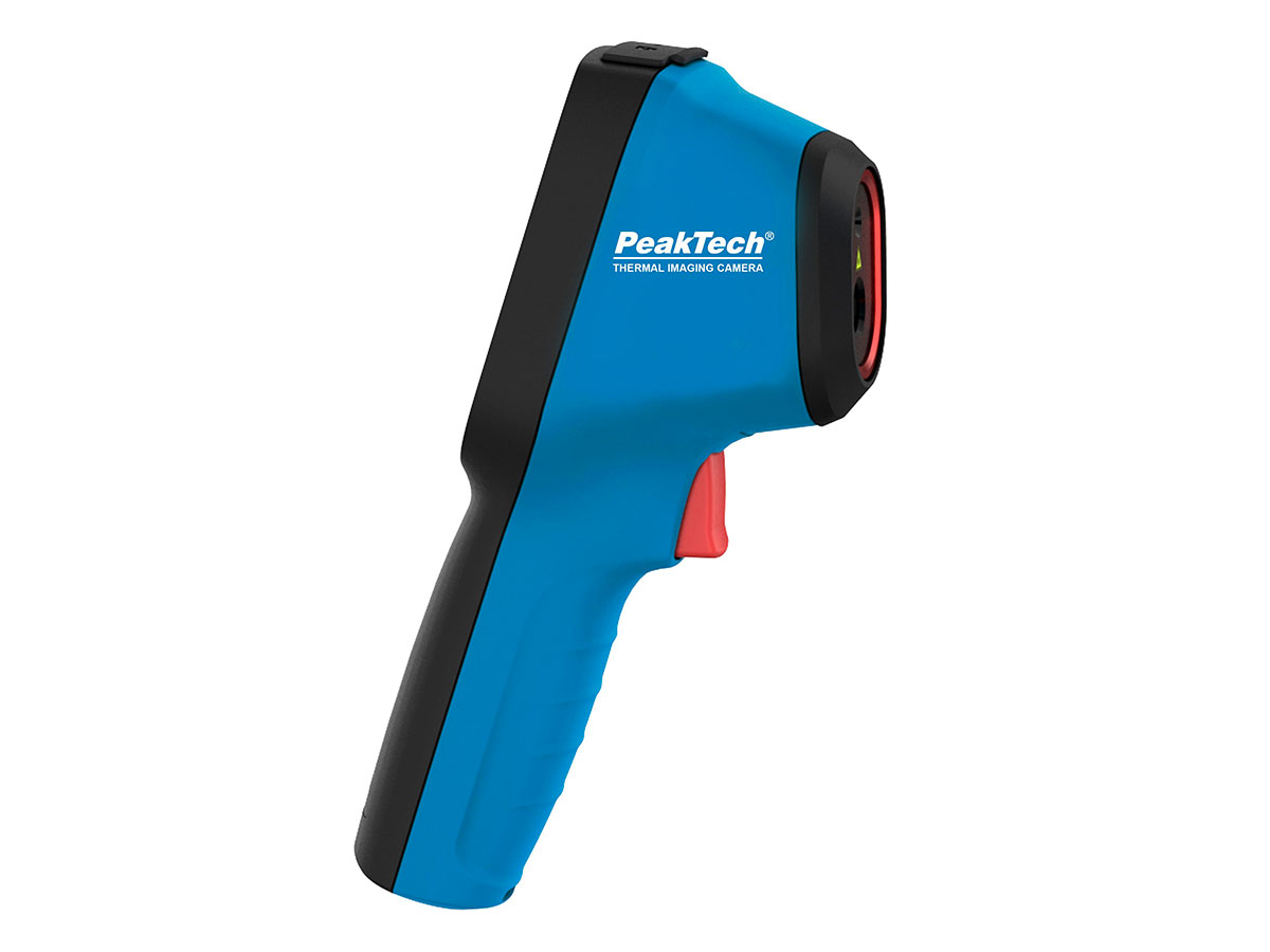 PeakTech 5615 - Caméra Thermographique 160 x 120 px -20ºC .. 550ºC - P 5615