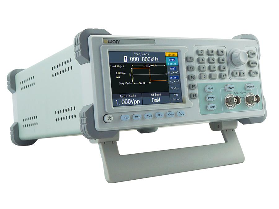 Owon AG051 - 5 Mhz Arbitrary Waveform Generator