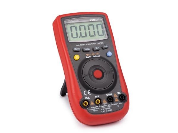 MULTIMETRO DIGITAL DVM101