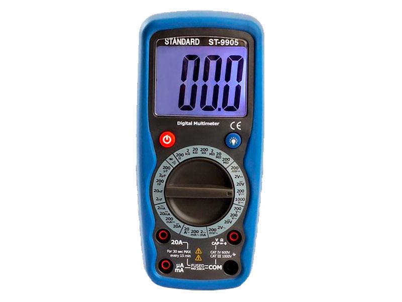 Standard ST-9905 - Multimètre Numérique