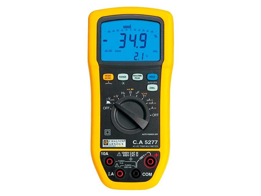 MULTIMETRO DIGITAL METRIX MX24B