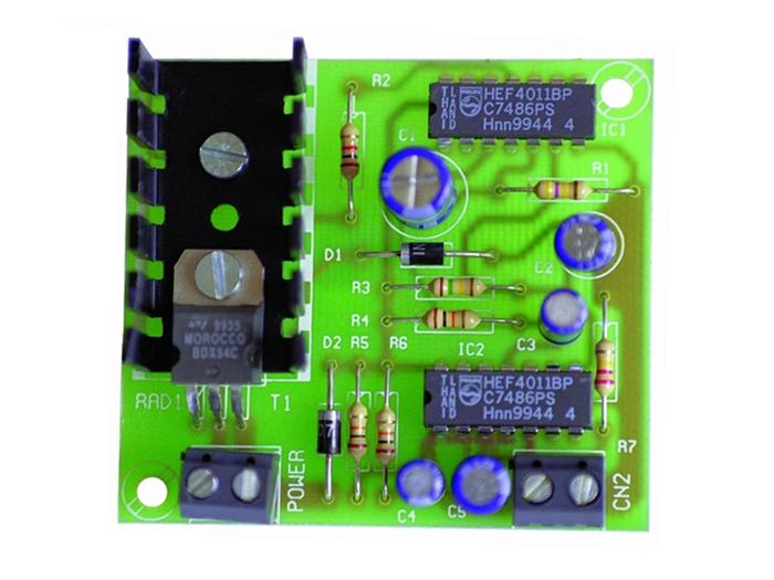 Cebek - Vehicle Alarm Module - A-L8