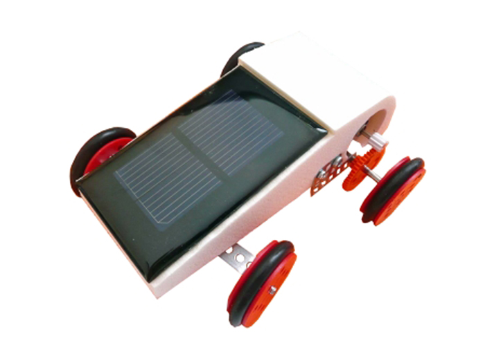 Cebek - Educational Solar Vehicle Kit - C-6140