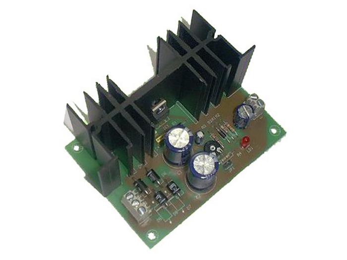 Cebek - Kit Source d'Alimentation Industrielle - 12 V - 5 A - FE-13