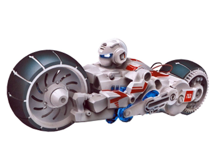 Robokit CEBEK C-7107 - Moto de carreras de agua salada