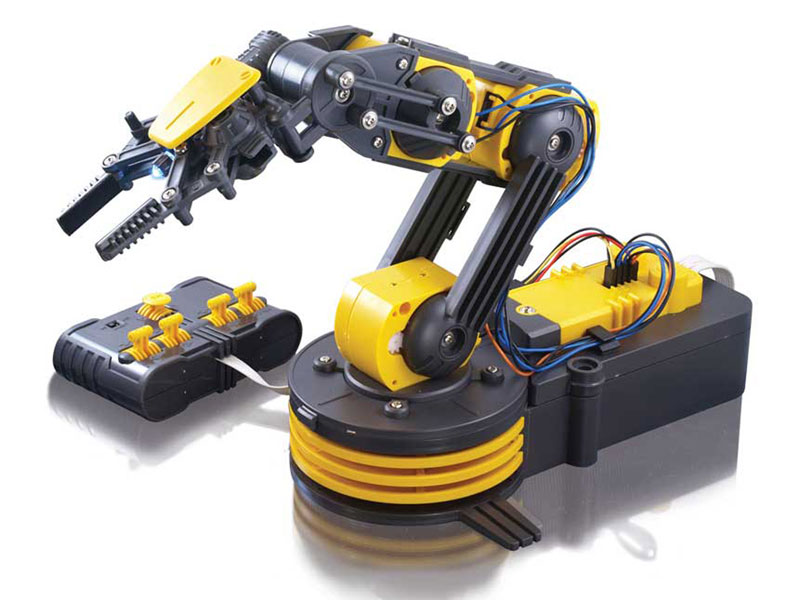 VELLEMAN Kit KSR10 - Robotic arm kit