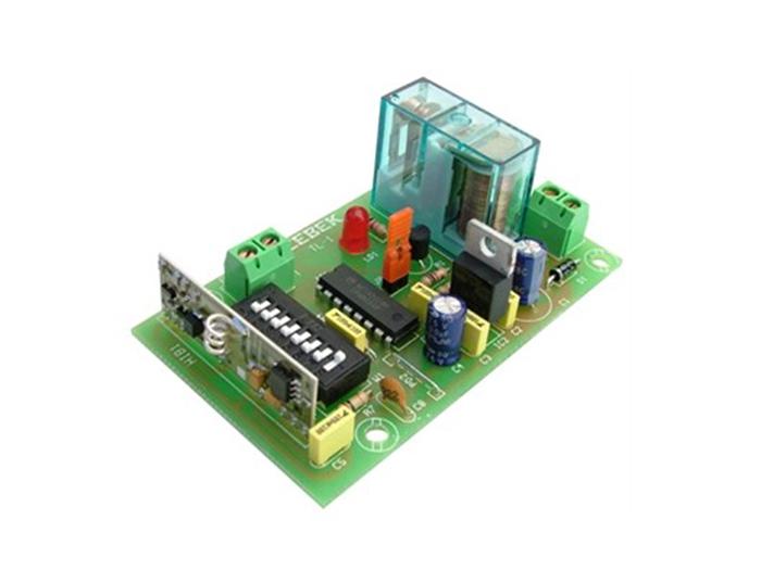 Cebek - Kit Recetor RF 1 Canal - TL-1