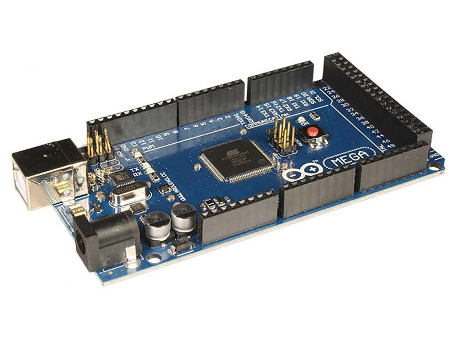 FUNDUINO MEGA 2560 Rev.3 - a ARDUINO MEGA 2560 compatible board