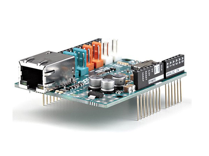 MODULO ARDUINO ETHERNET SHIELD 2