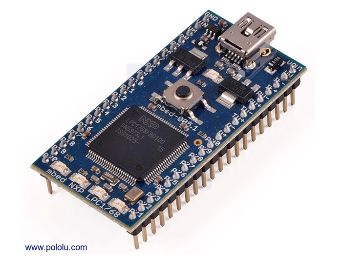 LPC1768 - ARM mbed NXP LPC1768 - CORTEX M3