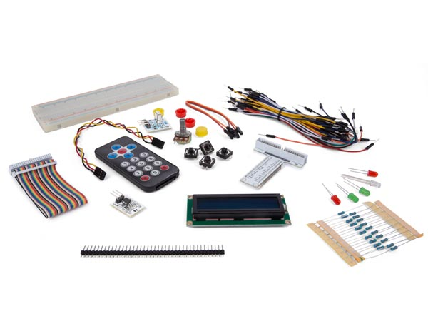 Electronic Parts for Raspberry Pi - VMP500