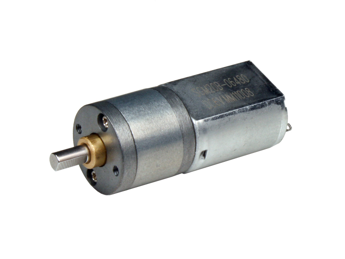 Motor Mediano 20 mm 6 Vcc - 96 rpm - 80011