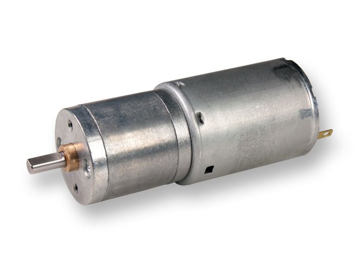MOTOR MEDIANO DC 25MM 12V - 50RPM
