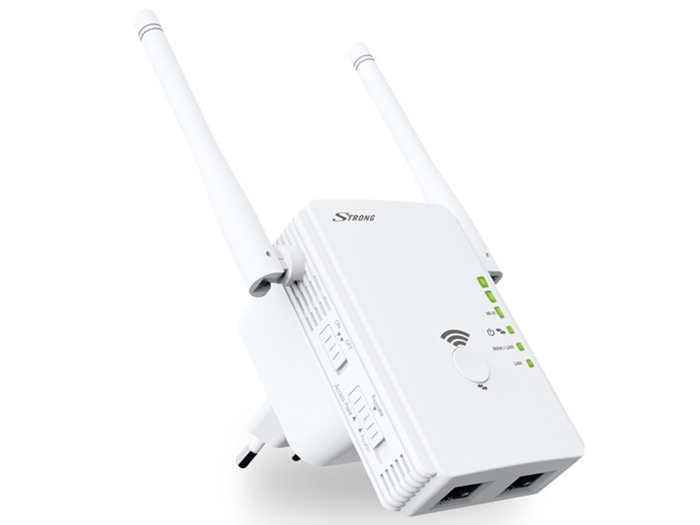 Strong Universal Repeater 300 - STRONG - Universal REPEATER 300 - Répéteur WiFi 300 Mbps - REPEATER300