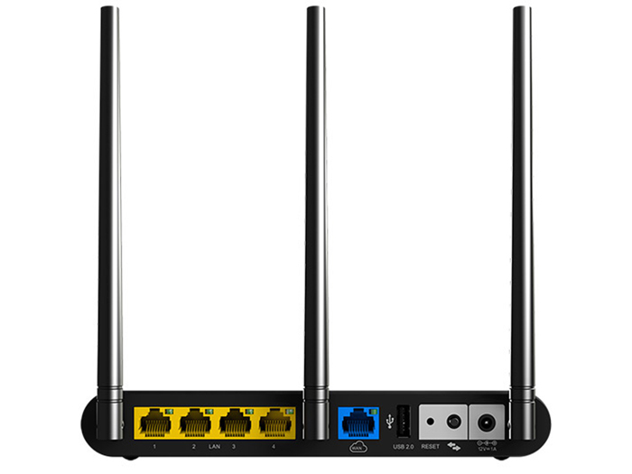 Strong Router 750 - Router WiFi - 750 Mbit/s