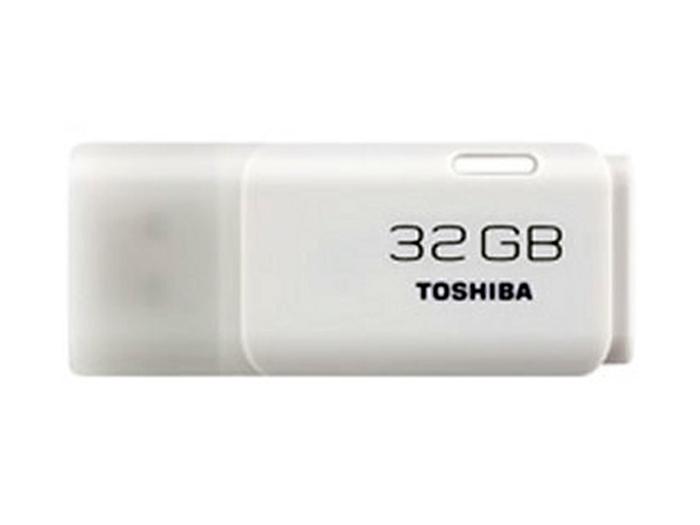 PENDRIVE 2.0 TOSHIBA HAYABUSA U202 32GB - THN-U202W0320E4