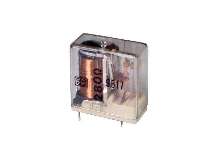 RELE CONVENCIONAL 12VDC SPDT 1 CO 5A - EICHOFF
