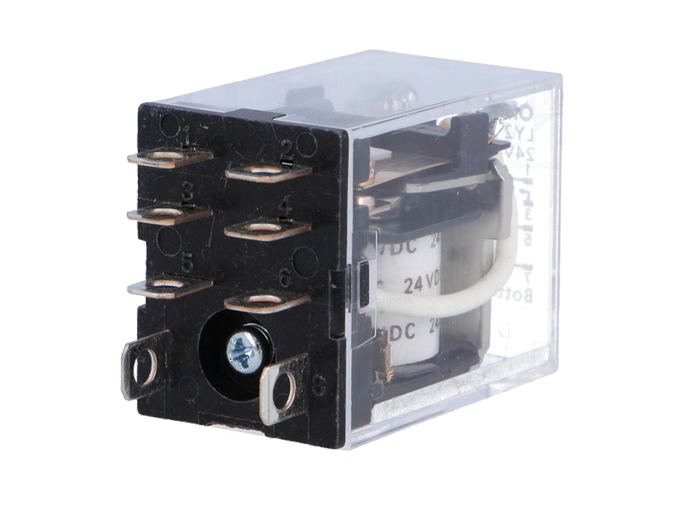 Omron LY2-24DC - Medium Power Plug-in Relay 24 Vdc