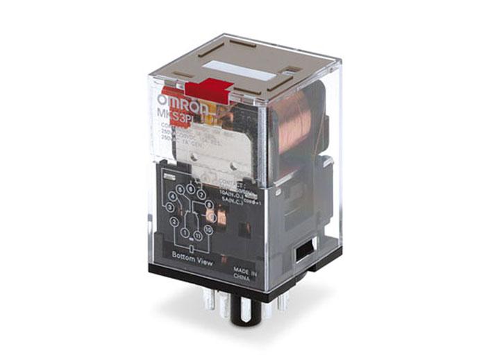 RELE MEDIA POTENCIA UNDECAL 24VDC OMRON MKS3PIN-5