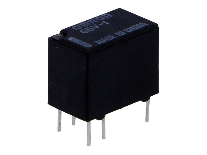 Omron HFD23/012-1ZS - Miniature Relay 12 Vdc SPDT 1 CO 1 A - G5V1-12