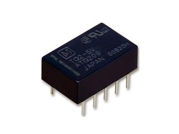 Miniature Relay 3 Vdc DPDT 1 A