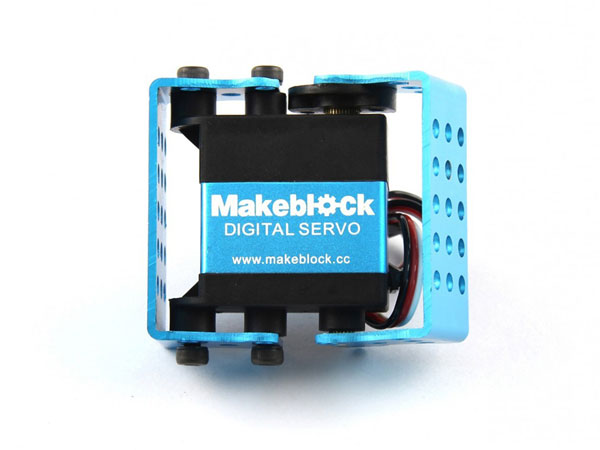 Makeblock MEDS15 - Pack Movimiento Servomotor y Soporte - 95008