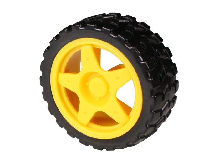 65 x 25 mm wheel for MM00051 - MM00052