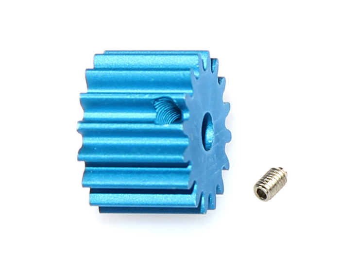 Makeblock - Timing Pulley 16T (16 tooth) - Blue - 83410