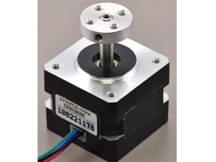 Pair of Mounting Hubs for Shaft Motor - ¼