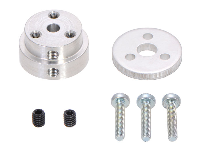 Scooter Wheel Adapter for 6 mm Shaft - 2674