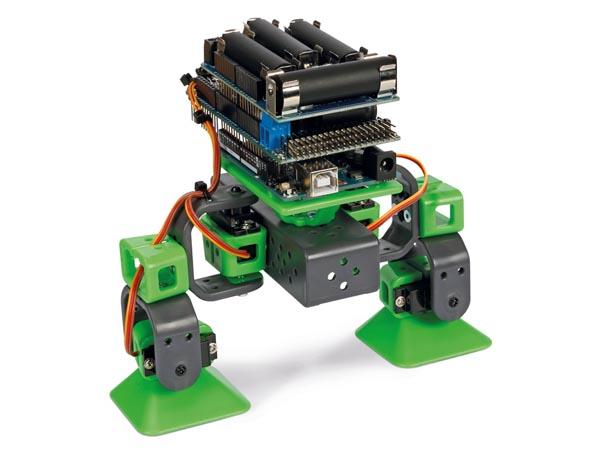 Robô VELLEMAN ALLBOT com duas patas