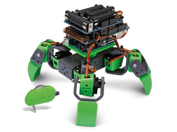ROBOT VELLEMAN ALLBOT CON OCHO PATAS