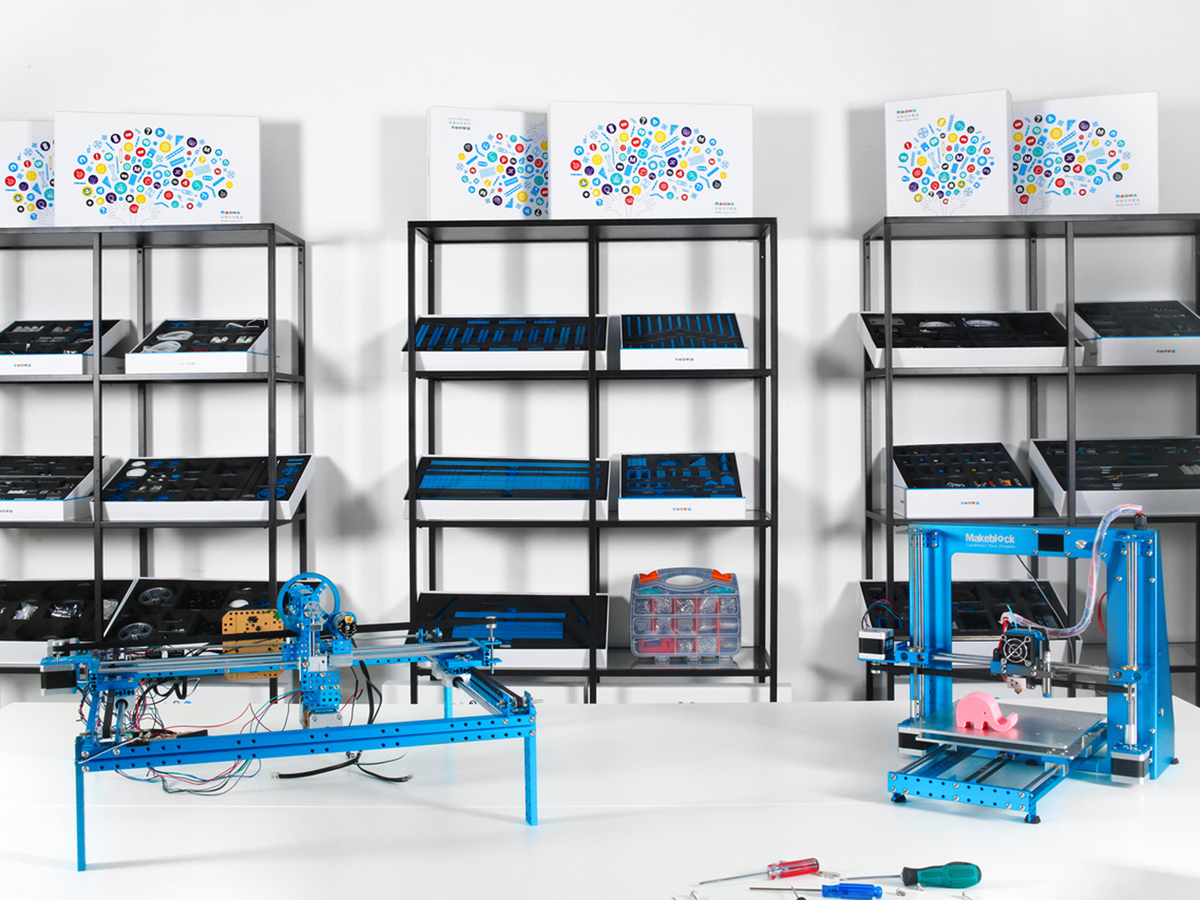 Makeblock Makerspace - Kits for Educational Centres