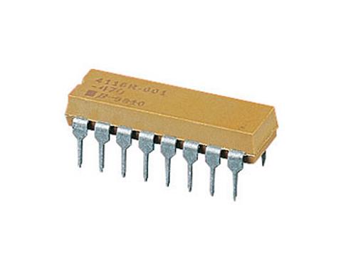 4116R-1-471LF DIL16 Resistor NetworK and array 33 KOhms - 4116R-1-471LF