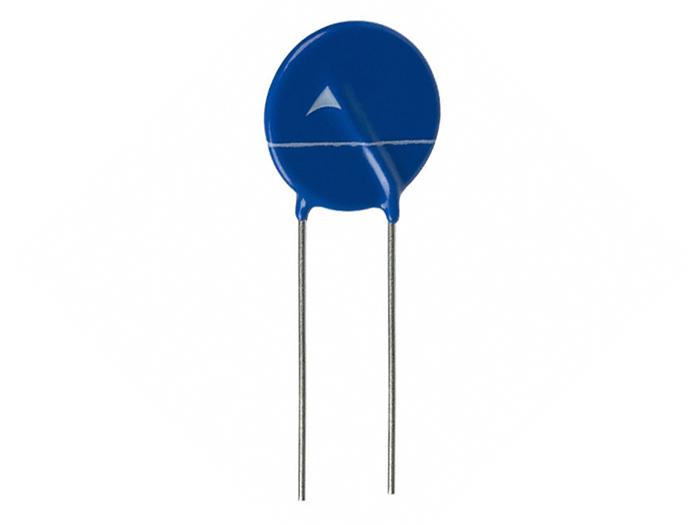 JVR10N391K - Varistance 250 V 10 mm (Équivalent: V250LA10, 10K250, GNR19D391K, C10DK391, -594-5216, 13M00251K)