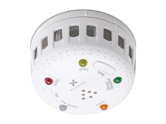 XINDAR NANO HEAT - Heat detector