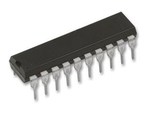 74HC373 - Registrador Bi-Estável Tipo D 3 Estados