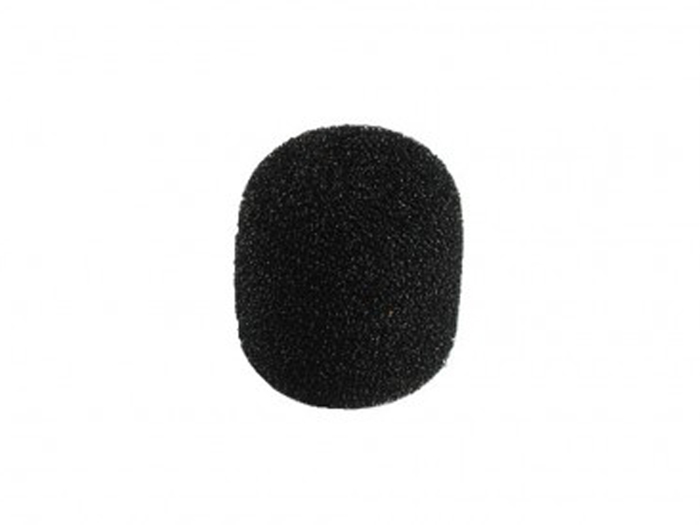 Foam protective anti-wind cover for microphone - Ø14 mm x 15 mm