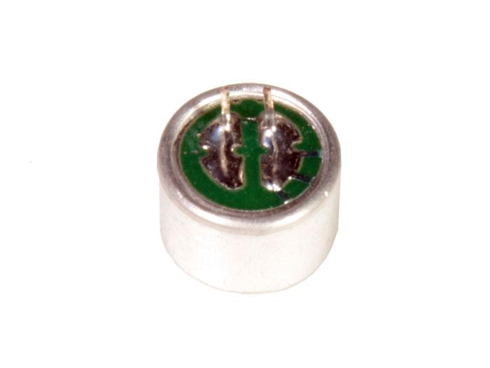 Electret - Omnidirectional capsule microphone printed circuit board
