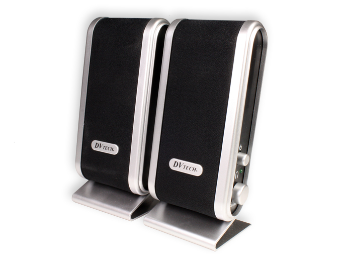 Altifalantes multimédia 2 W RMS (2 x 1 W) - DV-309-SPK
