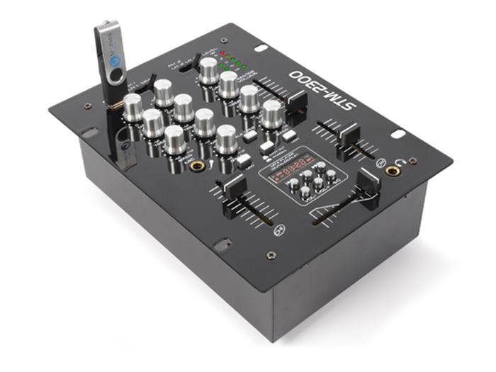 Mesa de mistura - SKYTRONIC - STM-2300