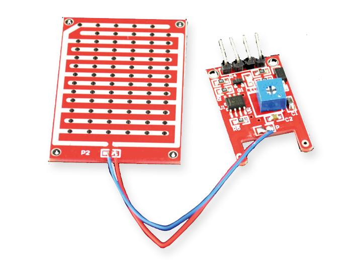 STM32 - Capteur de Pluie Compatible pour Arduino, Raspberry Pi