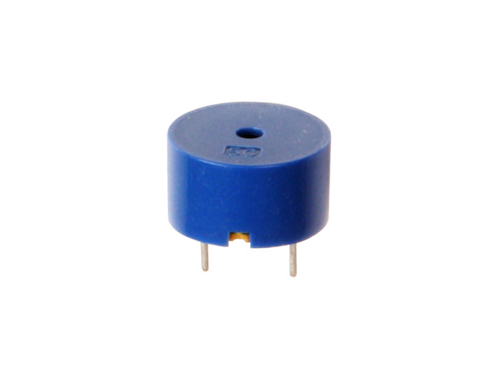 Piezoelectric buzzer 5 V r7.6 mm - PCB mount - transducer without internal oscillator