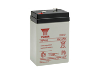 Yuasa 4-6 - 6 V - 4 Ah Lead-Acid Battery - NP4-6