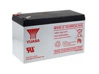 Yuasa 45-12 - 12 V - 8.5 Ah Lead-Acid Battery - NPW45-12