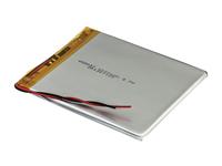 Bateria de Polímero Lítio 3,7 V - 3600 mA